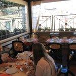 Coffee break terrace