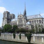 De Notre Dame vanop de Seine