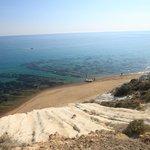 Riserva Naturale ed il mare di Minoa Eraclea
