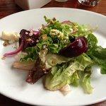 beet salad / tutto bene