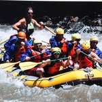 Rafting with Nick