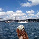 From Beylerbeyi shore