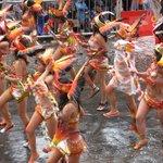 Toba dancers