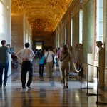 Vatican Museum without crowds