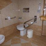 Room toilet facilities