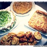 Torte dolci e salate Hotel Aetinp 0575 294003