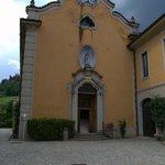 altro scatto della cappella