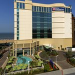 Hilton Garden Inn Virginia Beach Oceanfront Exterior
