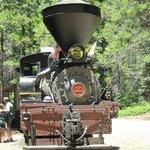 Logger Steam Engine