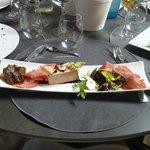 triologie de foie gras