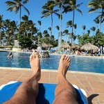 repos soleil piscine