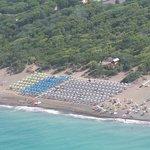 La spiaggia ...dal nostro amico Claide!