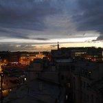 Blick Richtung Neva