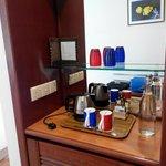 Coffee/Tea Making Facility