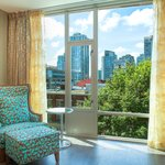 City Views from our Deluxe King Room