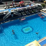 amazing pool and amazing view