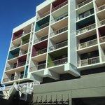 Cairns Plaza Facade (1)