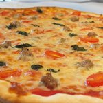 December Pizza of the Month--The Rudolph