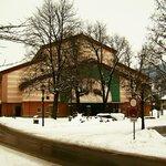 Festspielhaus in Oberammergau