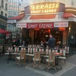 Photo de Terrasse Saint Lazare