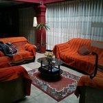 3rd floor communal living room