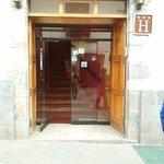 Front entrance of Amerinka