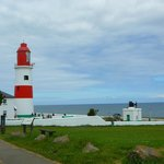 Lighthouse and Foghorn