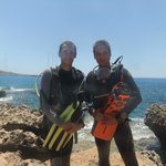 Vlad - DiveMaster DGR Diving. Специалист по подводной съемке.