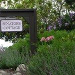 L'esterno del Senator's Cottage