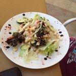 Amazing chicken salad!
