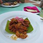 Mexican restaurant Pibil
