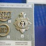 Aberdeen City Police Badge