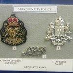 Aberdeen City Police Badges