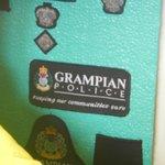 Grampian Police Badge