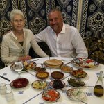 Dinner at Dar Hatim Fes Medina