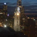 City Hall at night, room 2601