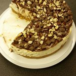 Forrero Rocher Cheesecake