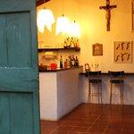 Bar interno per gli ospiti