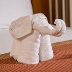 Towel Elephant