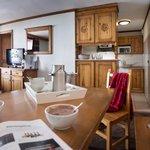 appartement Village Montana