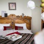 chambre appartement Village Montana