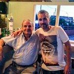 The man himself Tassos 'Very Nice'