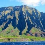 Na'Pali coast - Majestic Mountains