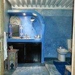 Chefchaouen bathroom