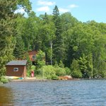 Shack for Kayaks and Canoes storage