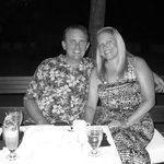 Last night at Heliconia Restaurant