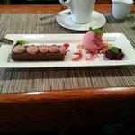 chocolate dessrt