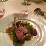 Lamb.....cooked perfectly!