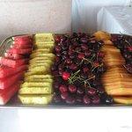 frutta e verdure a volonta' e di qualita'