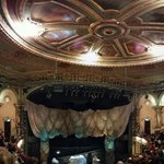 Partial photosphere of Her Majesty's Theatre